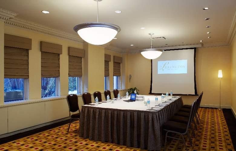 The Lexington Hotel, Autograph Collection - Conference - 6