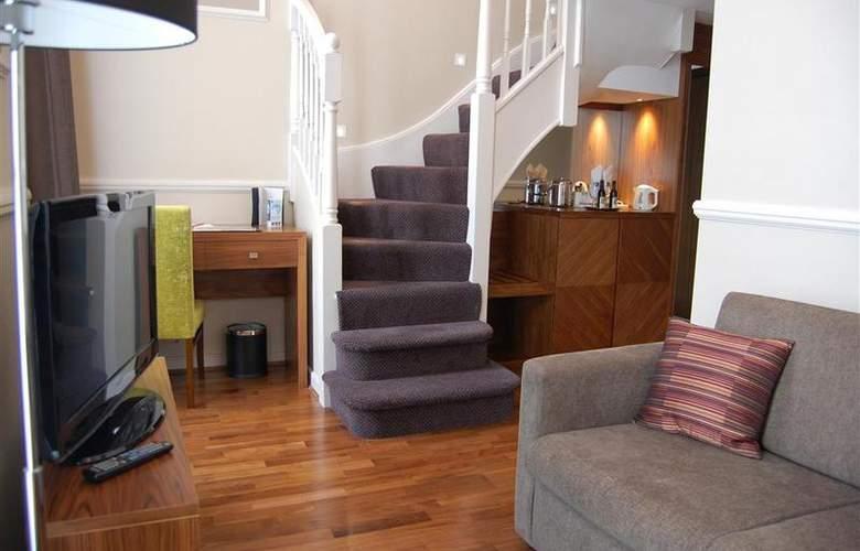 Best Western Mornington Hotel London Hyde Park - Room - 89
