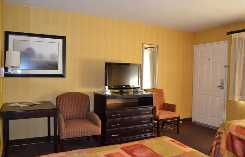 Best Western Townhouse Lodge - Room - 38