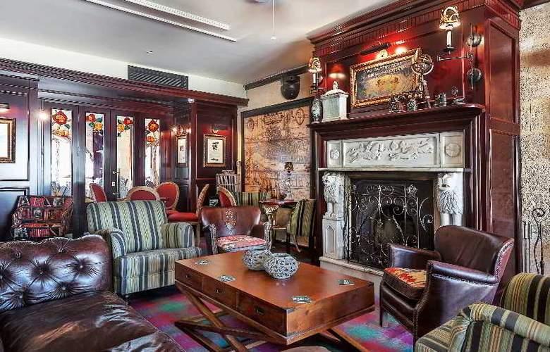 Chateau Lambousa Hotel - Bar - 20