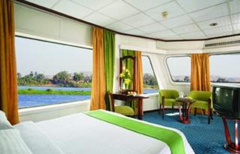 M/S Moevenpick Radamis II Nile Cruise - Room - 5