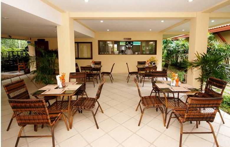 Andaman Thai Boutique Resort - Restaurant - 9
