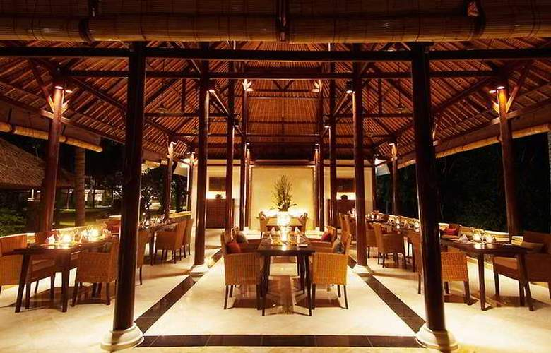 Spa Village Resort Tembok - Restaurant - 6