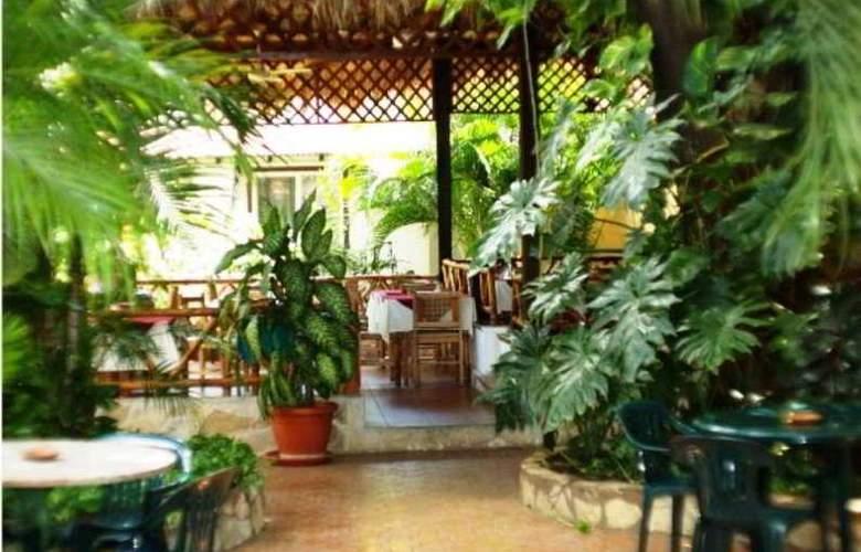 Hotel Europeo-Fundación Dianova Nicaragua - Restaurant - 10
