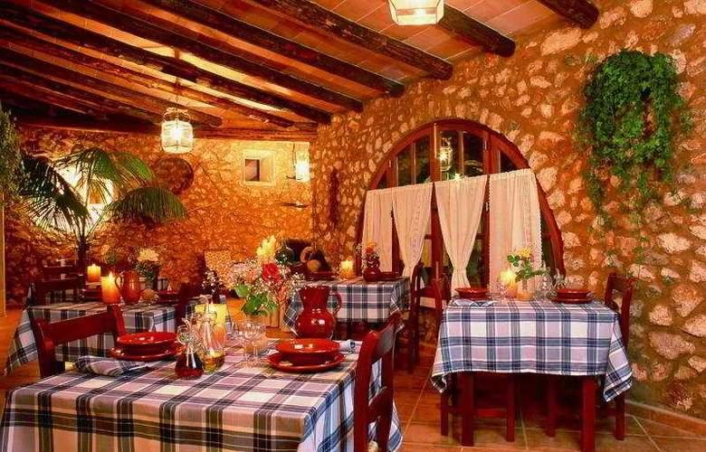 Son Mercadal - Restaurant - 3