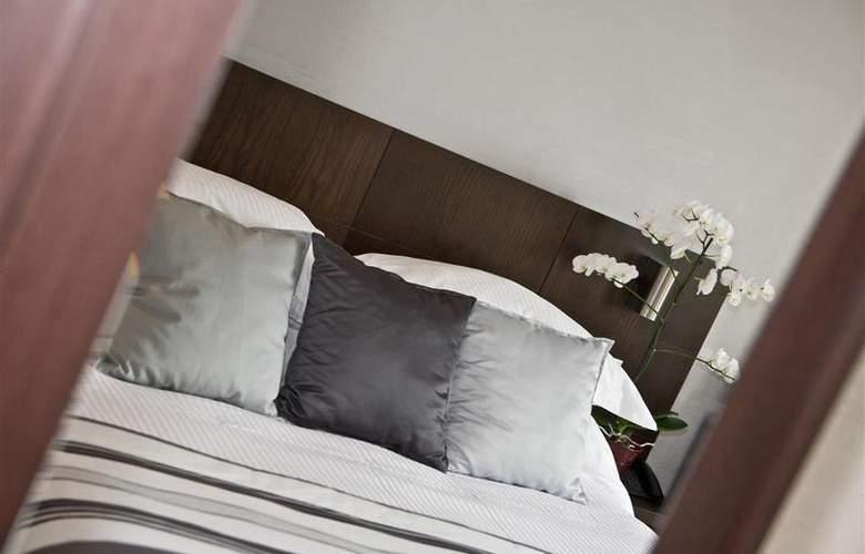 Best Western Hotel Des Francs - Room - 16