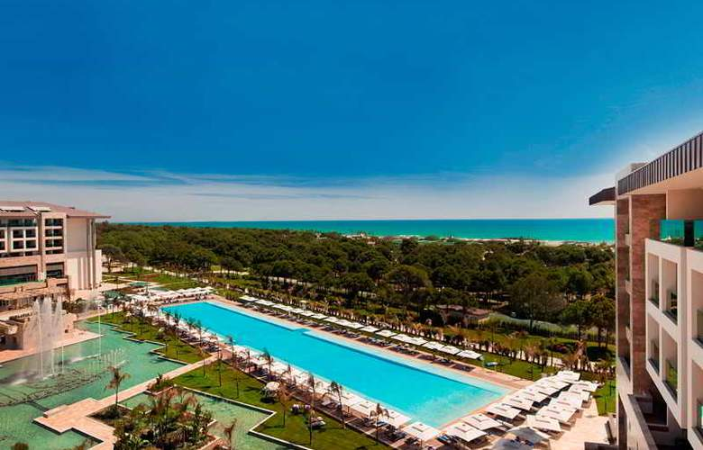 Regnum Carya Golf & Spa Resort - Pool - 2