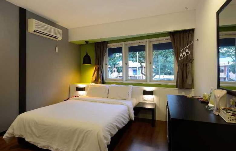Hotel Waterfall Penang - Room - 15