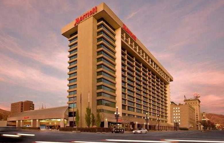 Salt Lake Marriott Downtown at City Creek - Hotel - 8