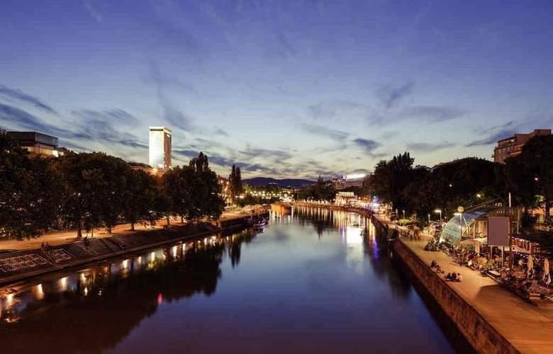 Mercure Josefshof Wien - Hotel - 36