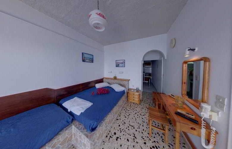 Kafieris Blue Apartments - Room - 2