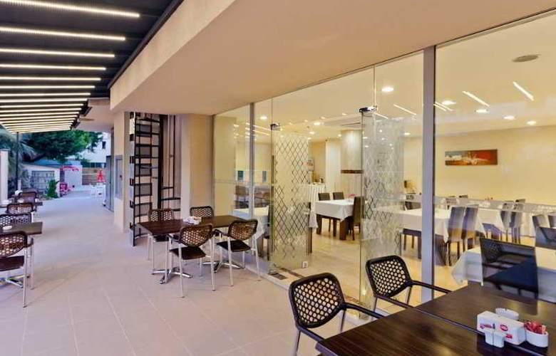 Seven Stars Exclusive Hotel - Terrace - 10