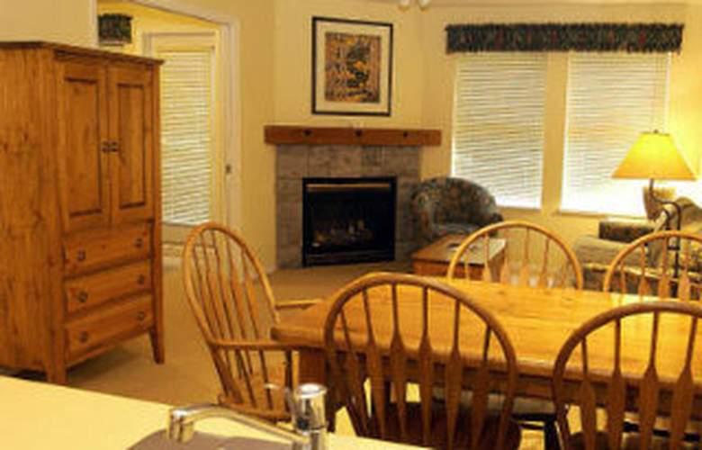 Silver Creek Lodge - Room - 2