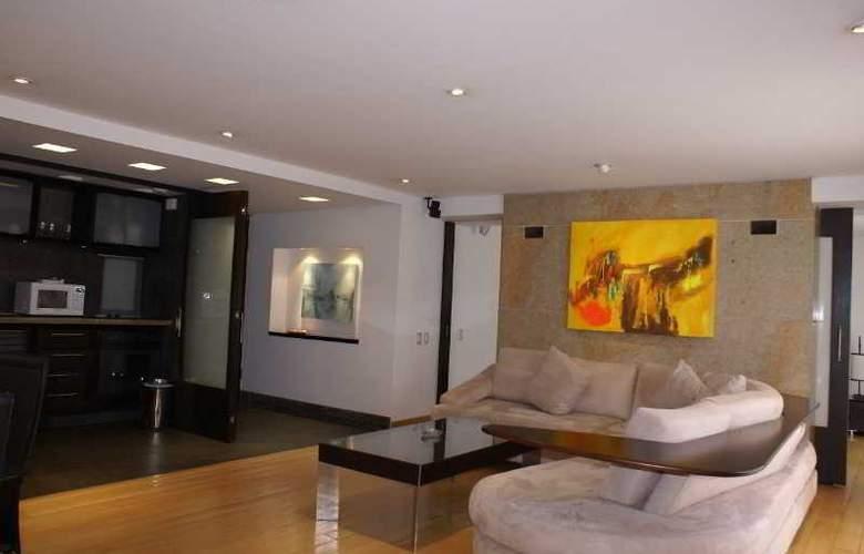 Hotel Cora 127 Plenitud - Room - 3