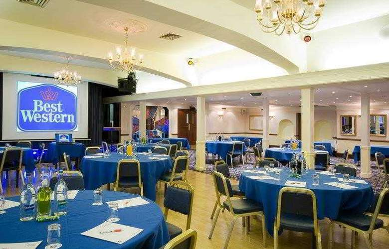 Best Western Calcot - Hotel - 37