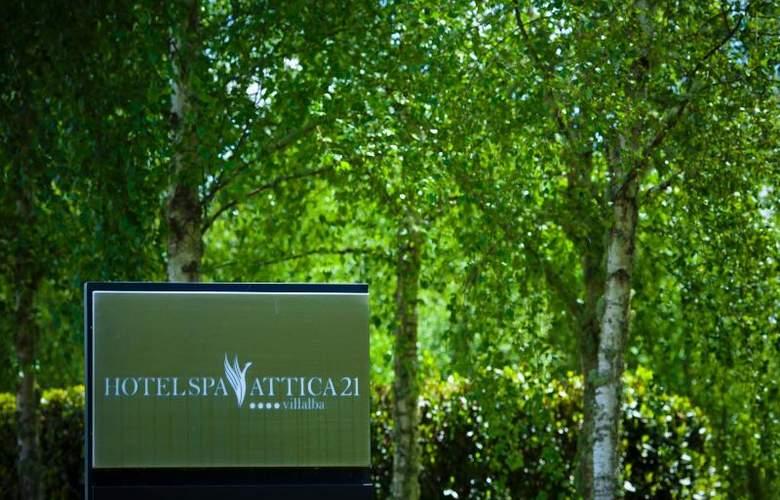 Spa Attica 21 Villalba - Hotel - 16