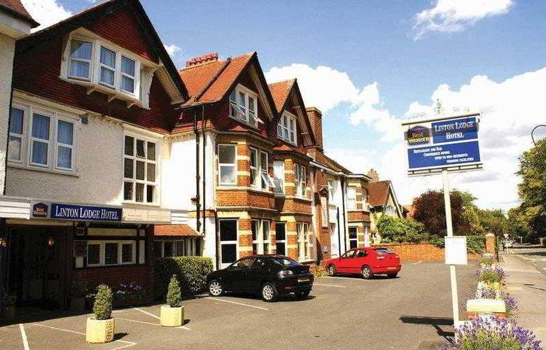 Best Western Linton Lodge Oxford - Hotel - 0
