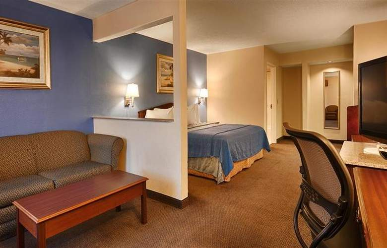 Best Western Pride Inn & Suites - Room - 0