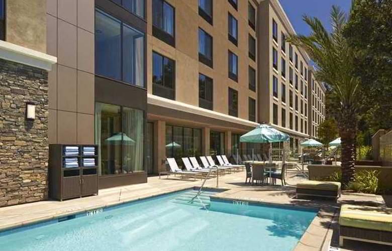 Hampton Inn San Diego/Mission Valley - Hotel - 3