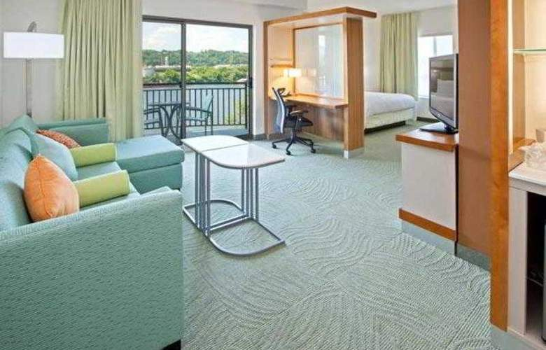 SpringHill Suites Chattanooga Downtown - Hotel - 14