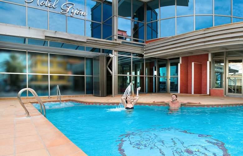 RH Gijón - Pool - 3