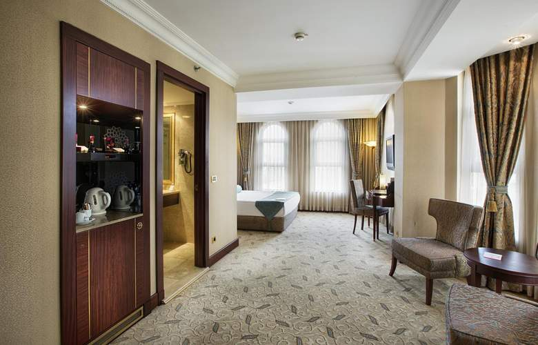Crowne Plaza Istanbul - Old City - Room - 12