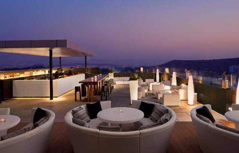 JW Marriott Hotel Pune - Terrace - 45