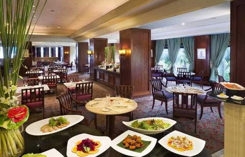 Crowne Plaza Jakarta - Restaurant - 5