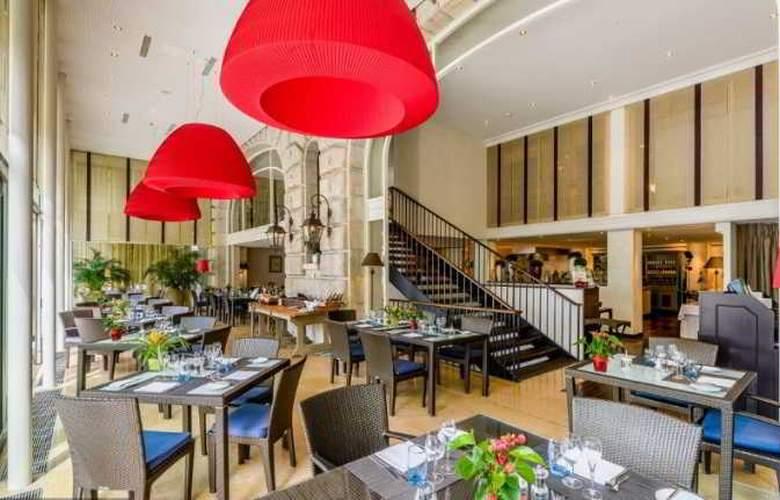 Lausanne Palace - Restaurant - 12