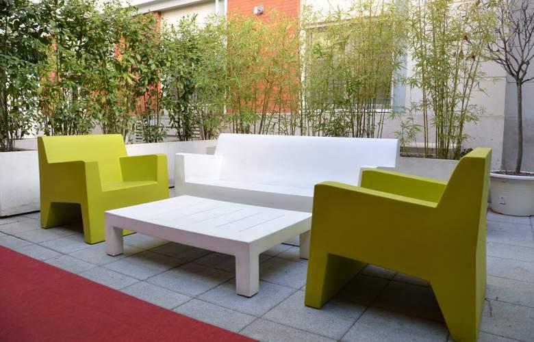 Boutique Gareus - Terrace - 5