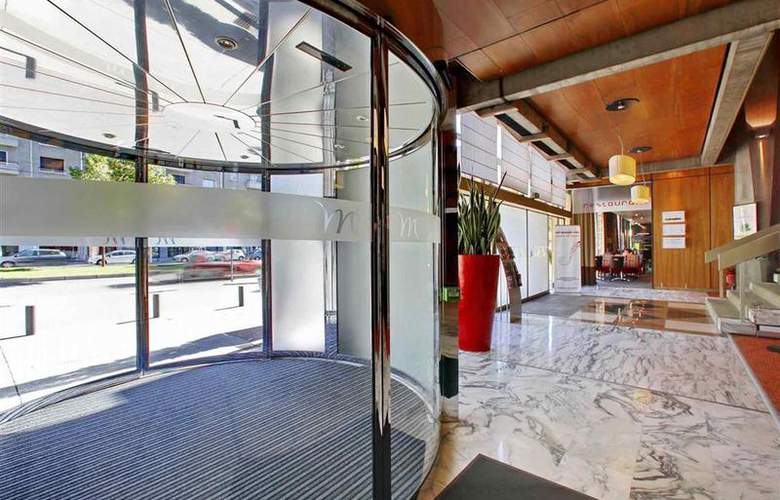 Mercure Grenoble Centre Alpotel - Hotel - 21