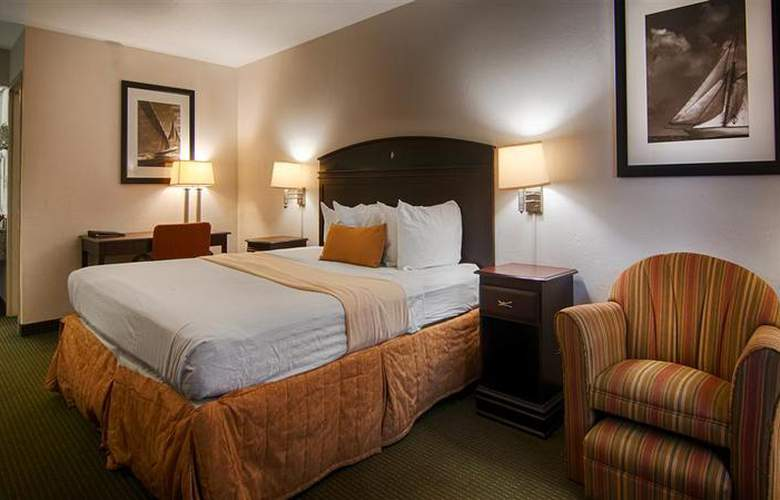 Best Western Palm Coast - Room - 29