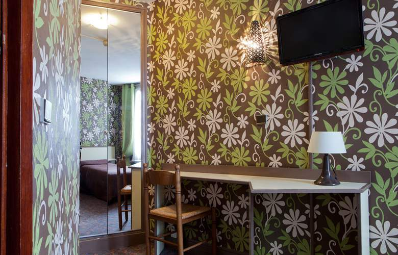 Grand Hotel de Paris - Room - 9