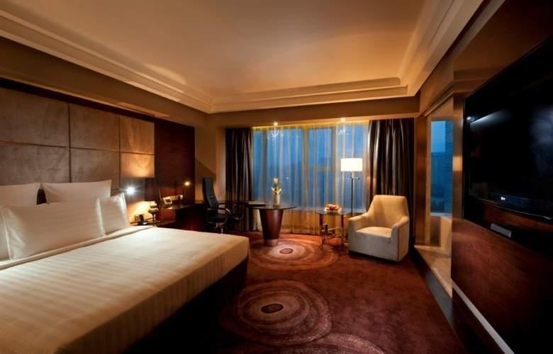 Hilton Shanghai Hongqiao - Room - 9
