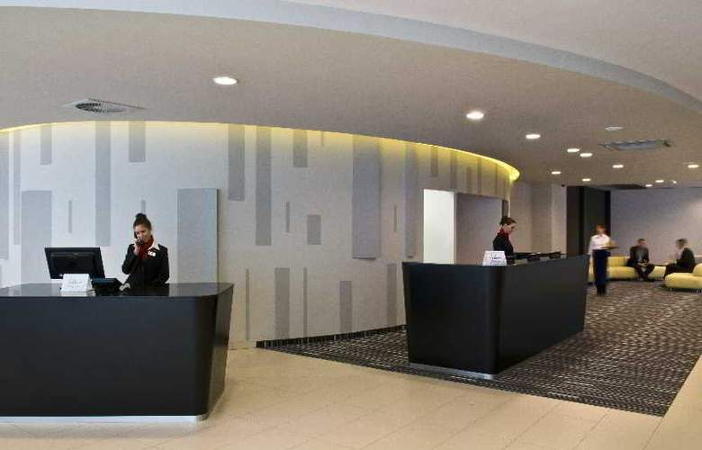 Park Inn by Radisson Budapest - General - 1