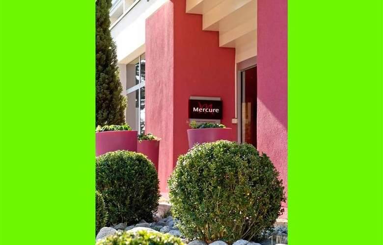 Mercure Lyon Charbonnieres - Hotel - 22