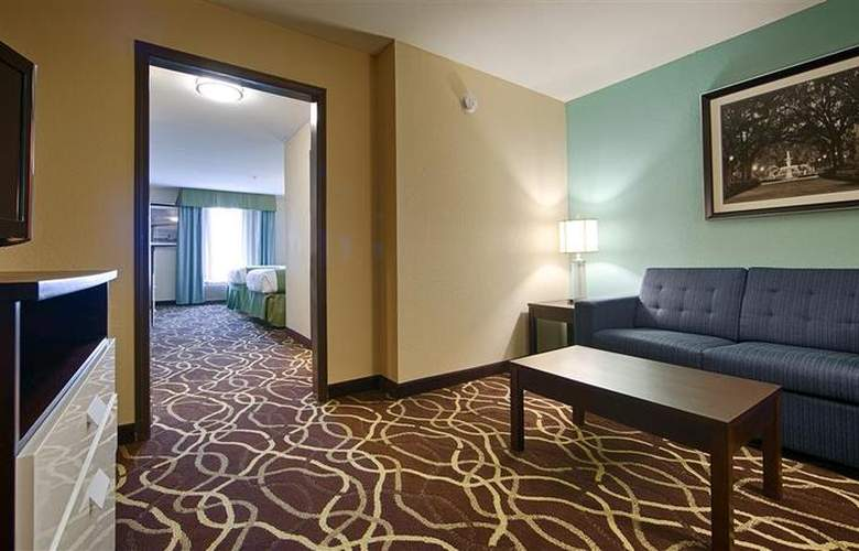 Best Western Bradbury Suites - Room - 95