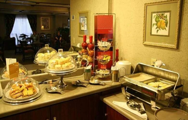 Hampton Inn Anderson - Restaurant - 16