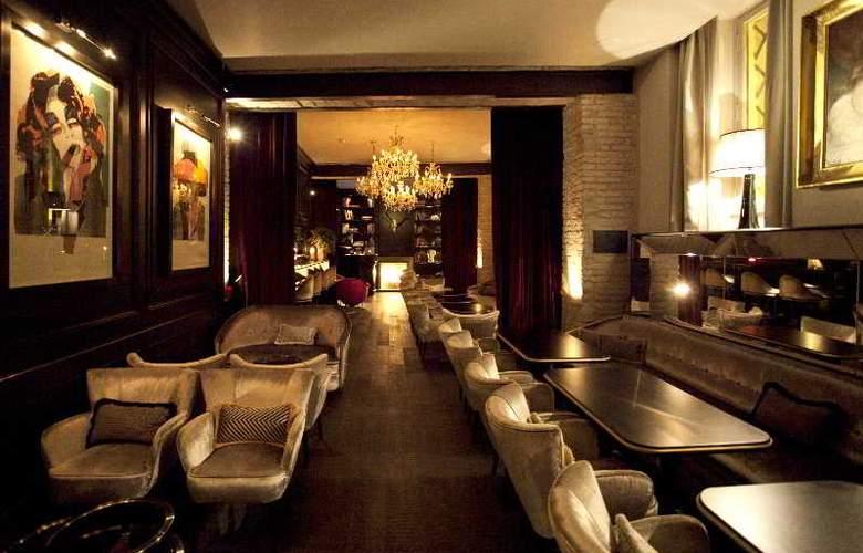 Dom Hotel Roma - Restaurant - 6