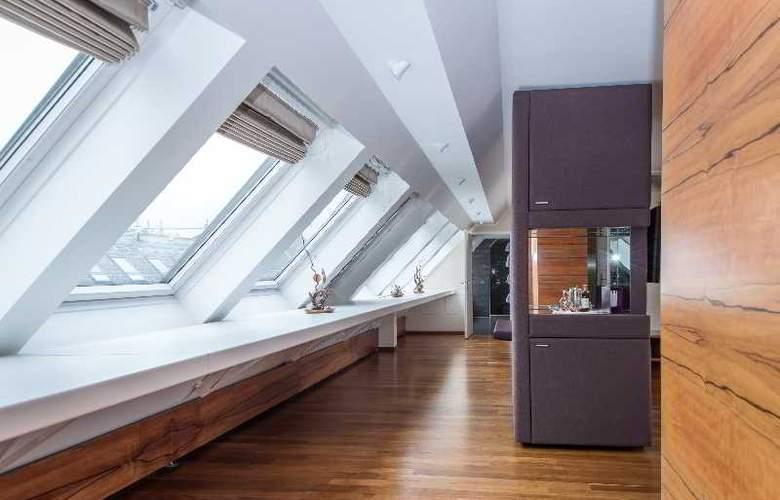 Pakat Suites Hotel - Room - 16