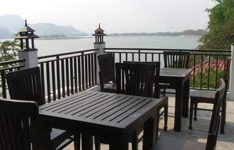 Monsane River Kwai Resort - Terrace - 7