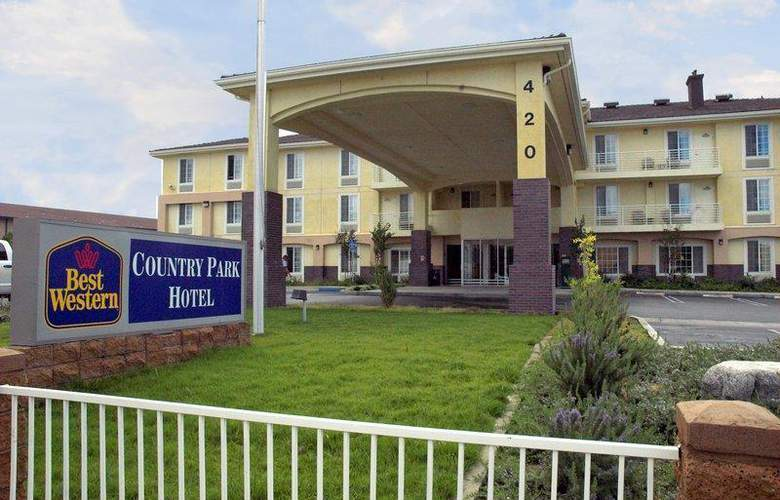 Best Western Country Park Hotel - Hotel - 23