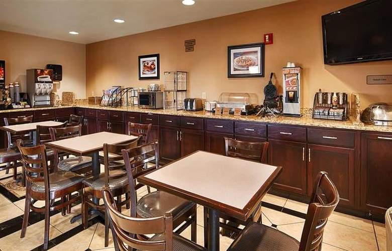 Best Western Sunland Park Inn - Restaurant - 112