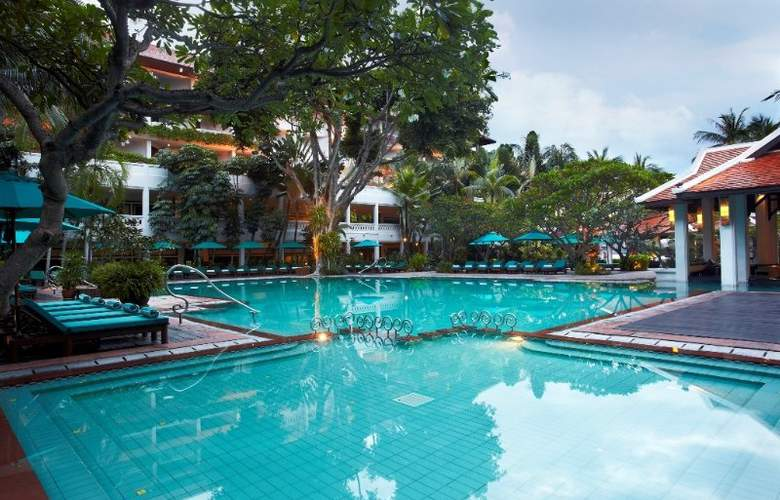 Anantara Bangkok Riverside Resort and Spa - Pool - 8