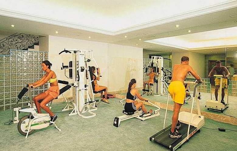 Antik Hotel / Alanya - Sport - 8