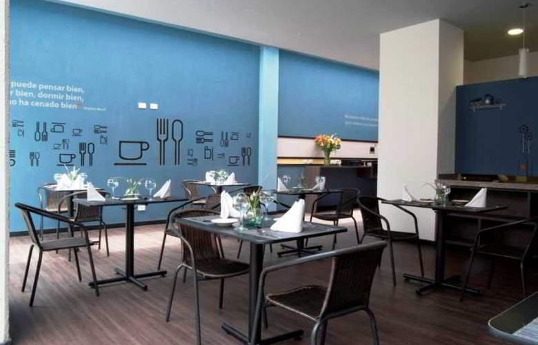 Best Western Calleja Suites - Restaurant - 1