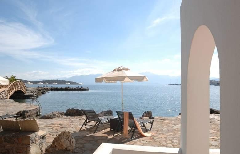Minos Beach - Terrace - 12