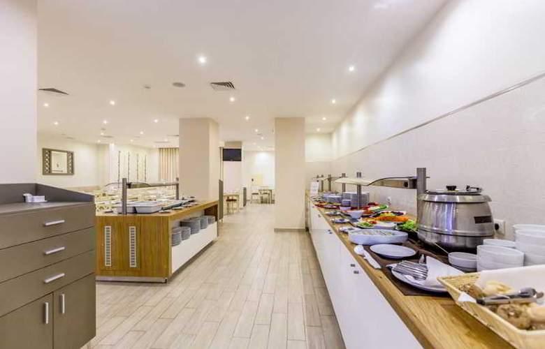 Santa Eulália Hotel Apartamento & Spa - Restaurant - 19