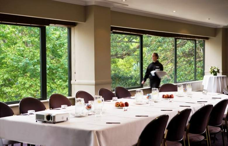 Pullman Sydney Hyde Park - Restaurant - 6