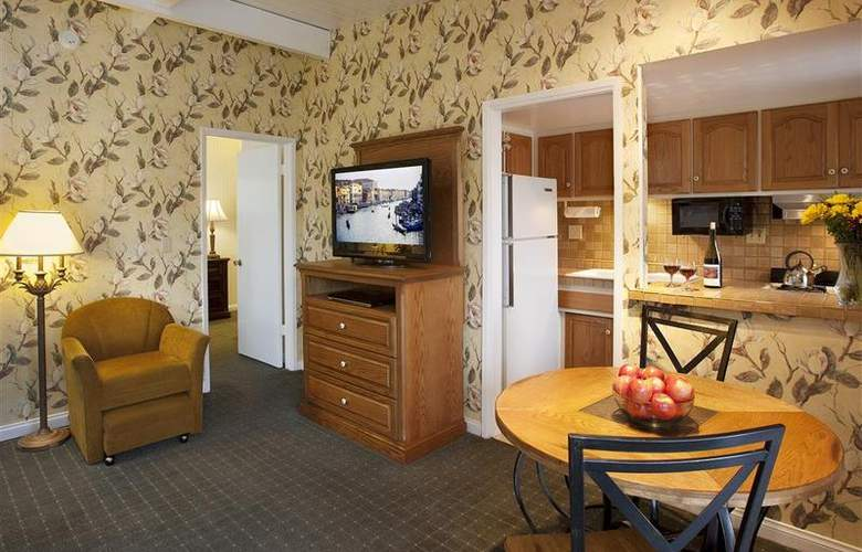 Best Western Plus Encina Lodge & Suites - Room - 24